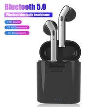 H17T 5.0 Bluetooth Earphone TWS Wireless Earphones Mini Sport headsets Earpiece For Phones Earphone