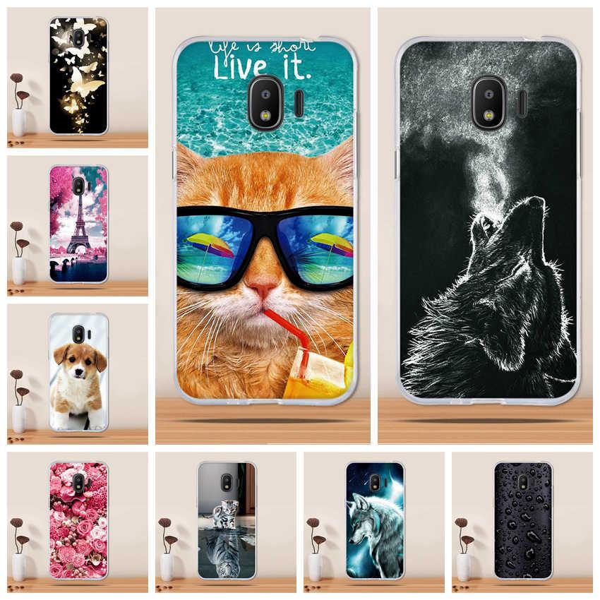 Für Samsung Galaxy J2 Pro 2018 Fall Silikon Zurück Abdeckung für Samsung j2 Pro 2018 J250F Fall Coque Für Samsung galaxy J2 2018 Fall