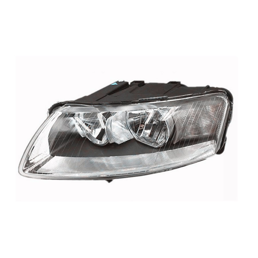 Halogen Headlights Assembly for 2005 2006 2007 2008 Audi A6 Headlamp Assembly image