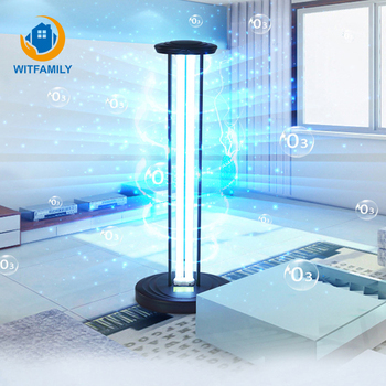 24/38/58W Ultraviolet Lamp Portable UV Disinfection Lamp Household UVC Sterilizer Ozone Quartz Light Germicidal Ultraviolet Lamp
