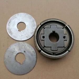 79.5mm diamètre extérieur embrayage pour bourrage pilon avec moteur HONDA GX160