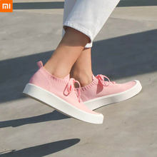 Оригинальные повседневные кроссовки xiaomi freetie flying; Обувь