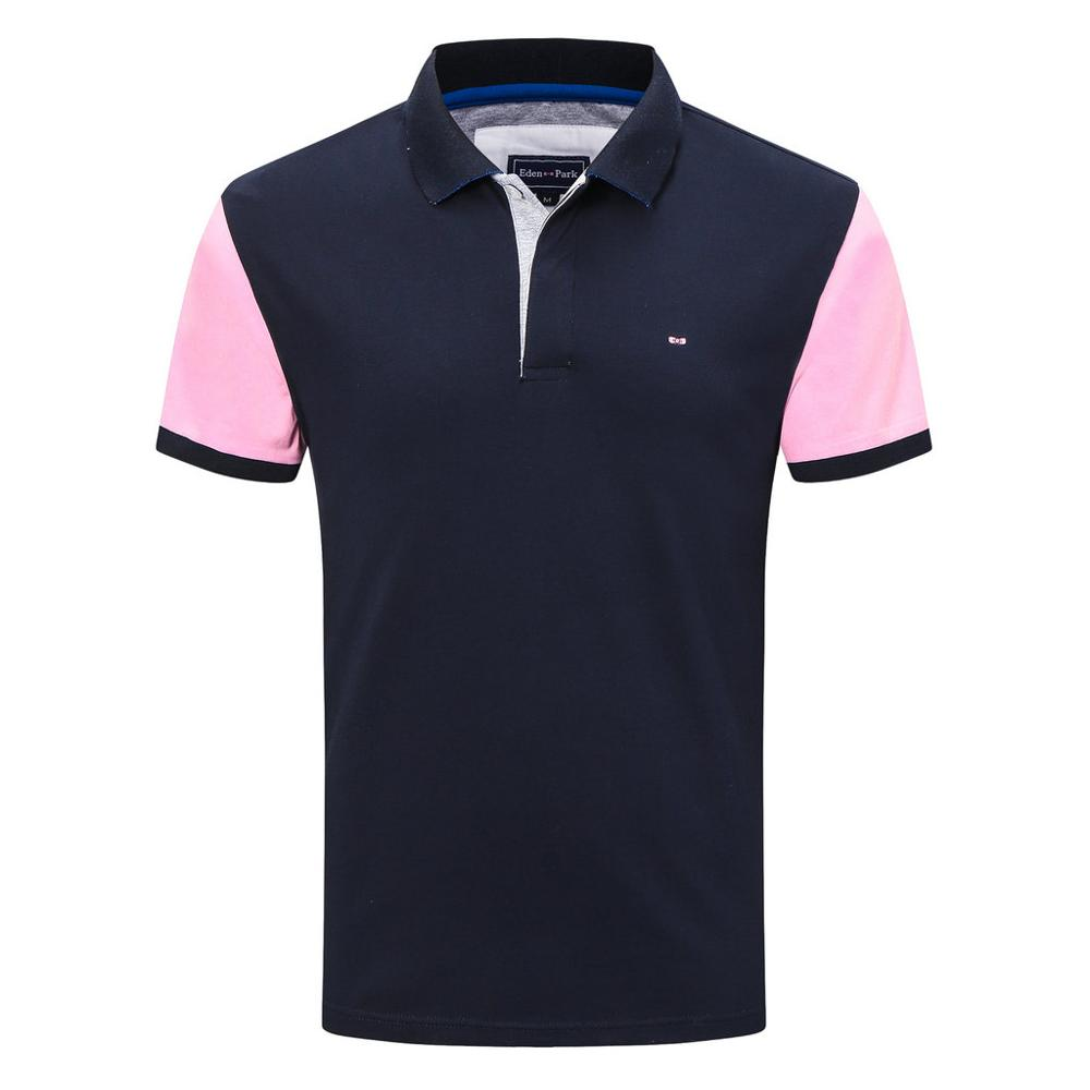 France 2020 100% cotton high quality Men Polo short sleeve Shirt Polos Fashion Classical casual shirts Male M to 3XL