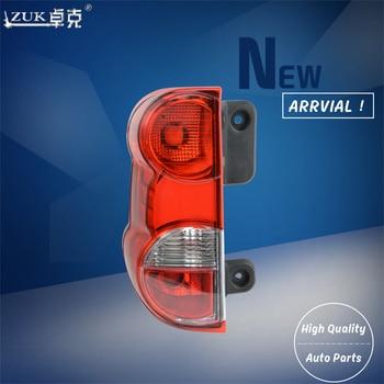 ZUK Outer Rear Bumper Tail Light Tail Lamp For NISSAN NV200 2008 2009 2010 2011 2012 2013 2014 2015 Rear Brake Light Tailight