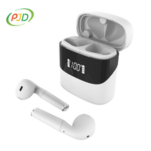 Wireless Bluetooth earphones P23 TWS Touch control Hand fre Earbuds 8D Surround Stereo Sound with LED display For all smartphone new t11 tws bluetooth wireless earphone 8d surround stereo earbuds wireless headset w led display