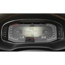 RUIYA car screen protector for Seat CUPRA Ateca/Leon/Tarraco/Arona LCD instrument panel screen,car interior sticker accessories