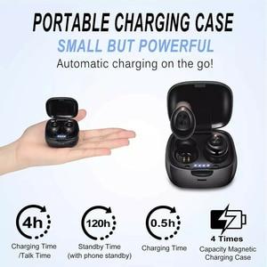 Image 4 - XG12 TWS סטריאו אלחוטי אוזניות Bluetooth 5.0 אוזניות HIFI קול ספורט אוזניות דיבורית משחקי אוזניות עם מיקרופון עבור טלפון