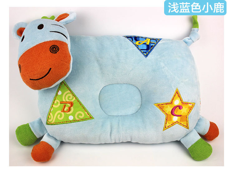Cartoon Animal Styling Baby Nursing Pillow And Toddler Sleep Positioner Anti Roll Baby Bedding 12