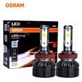 Лампа Ксеноновая OSRAM H7 светодиодный HB3 HB4 9005 9006 помощи при парковке лампы 12v 6000K авто светильник Автомобильный светодиодный светильник h1 9012 HIR2...