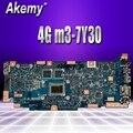 Akemy UX360CA материнская плата для ноутбука ASUS U360C UX360 UX360C UX360CA Mianboard тестовая работа 100% M3-6Y30 4 Гб