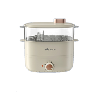 Egg Steamer Breakfast Machine Household Small Automatic Power-off Double-layer Timer Mini Multi-function