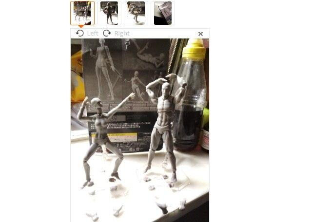figma boneca para figure 1