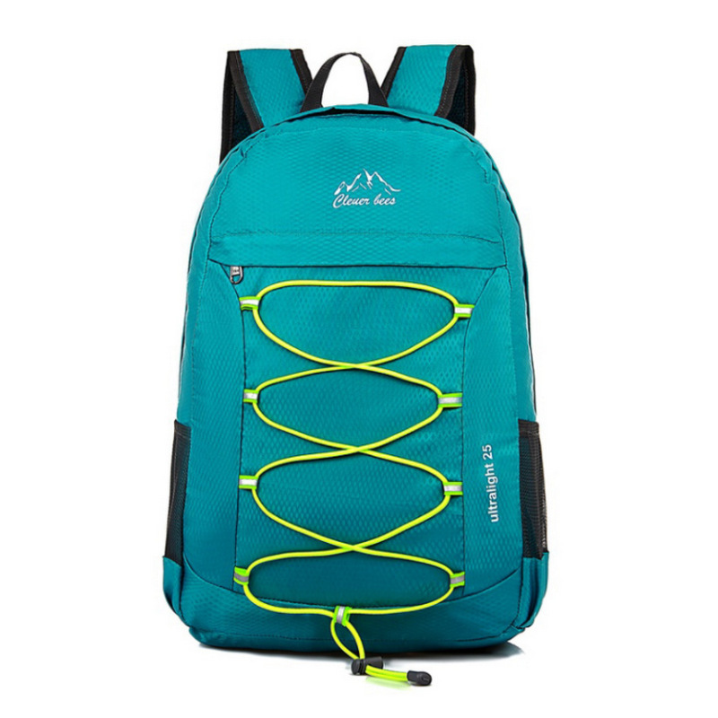 Travel Backpack Large Capacity Luggage Bag Women's Casual Backpack Men's Lightweight Sports Waterproof Outdoor Mountaineering Ba