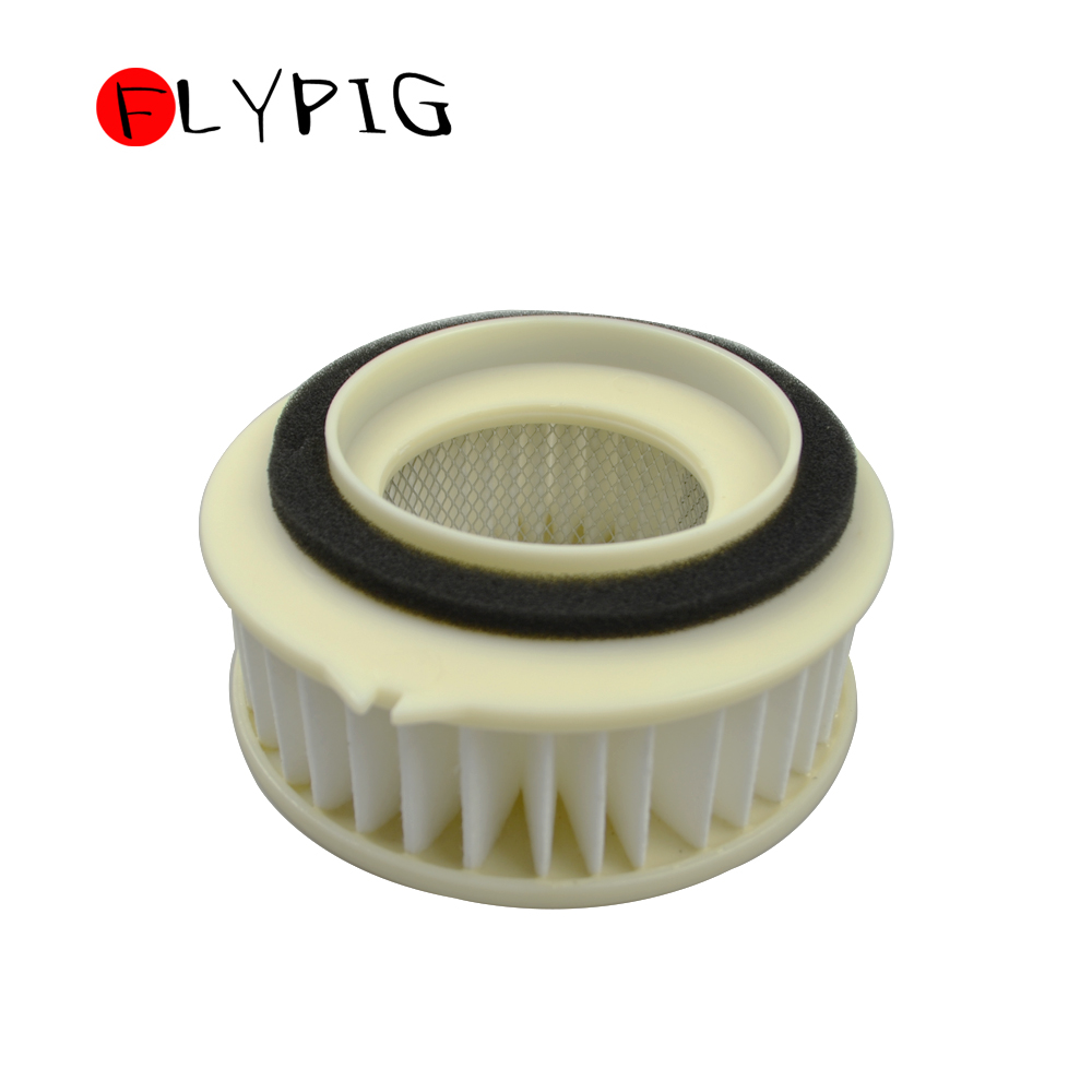 FLYPIG New Air Filter For Yamaha XVS650 2008 2009 2010 2011 2012 2013 HFA4607 23-4607 Prodfessional Replacement