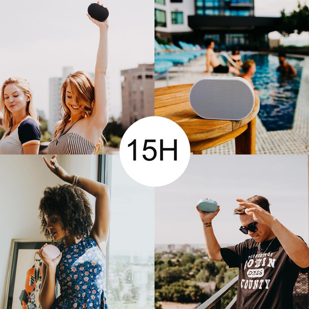 Image 4 - GGMM E2 Bluetooth Speaker WIFI Wireless Speakers 10W Powerful  Portable Bluetooth Soundbar 15H Play time With Alexa Smart  Speakerbluetooth speakerwireless speakerportable speaker