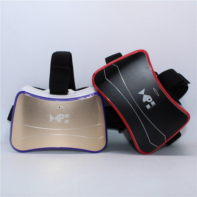 Wifi 1G/8G réalité virtuelle 3D lunettes Quad Core tout en un VR casque Android 4.4 Bluetooth