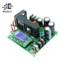 BST900W DC-DC Boost Converter LCD Display Step Up Power Supply Module 8-60V to 10-120V Voltage Transformer Module Regulator