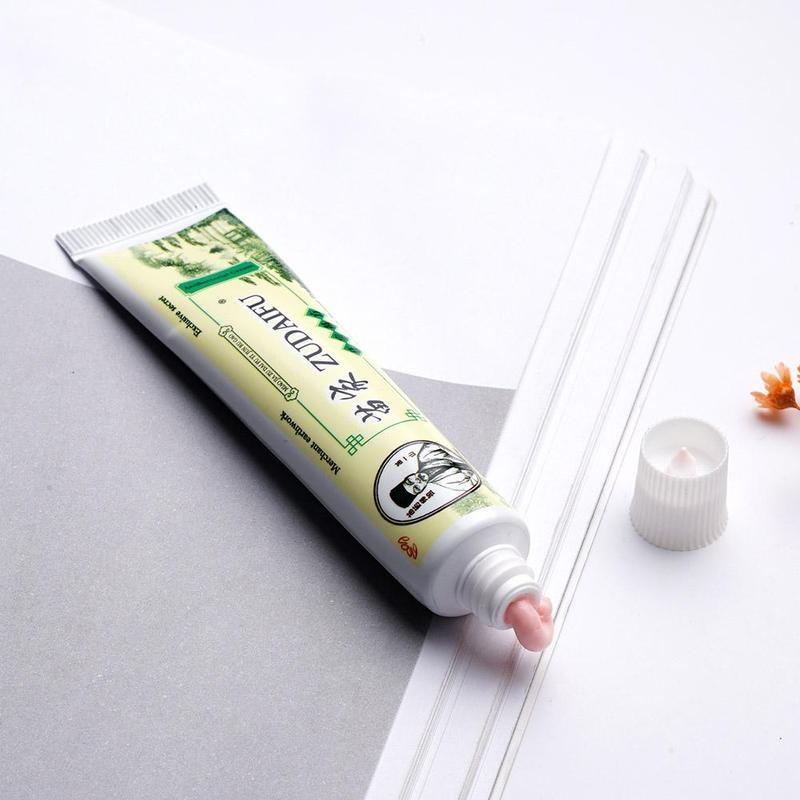 Zudaifu crema per la cura della pelle crema per la psoriasi della pelle dermatite ecematoide Eczema unguento trattamento crema per la psoriasi 2