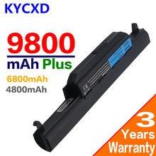 Bateria Do Portátil Para Asus A32-K55 KYCXD X55U X55C X55A X55V X55VDX75V X75VD X45VD X45V X45U X45C X45A U57VM U57A U57V U57VD R700VM