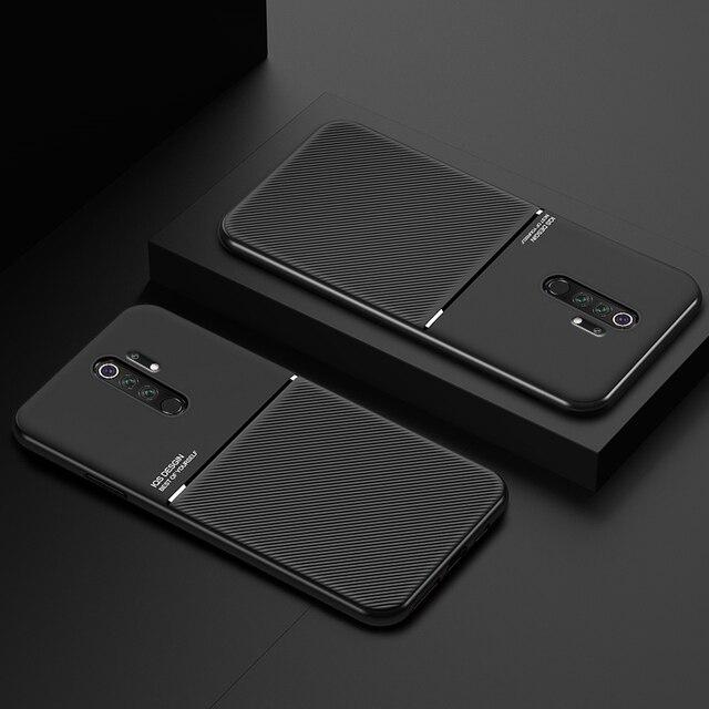 Противоударный Магнитный чехол для Xiaomi Mi 9T 10T 9 8 Lite Poco X3 NFC M3 A2 A1 Redmi Note 8 9 Pro 7 8T 9C 9S 9A 2