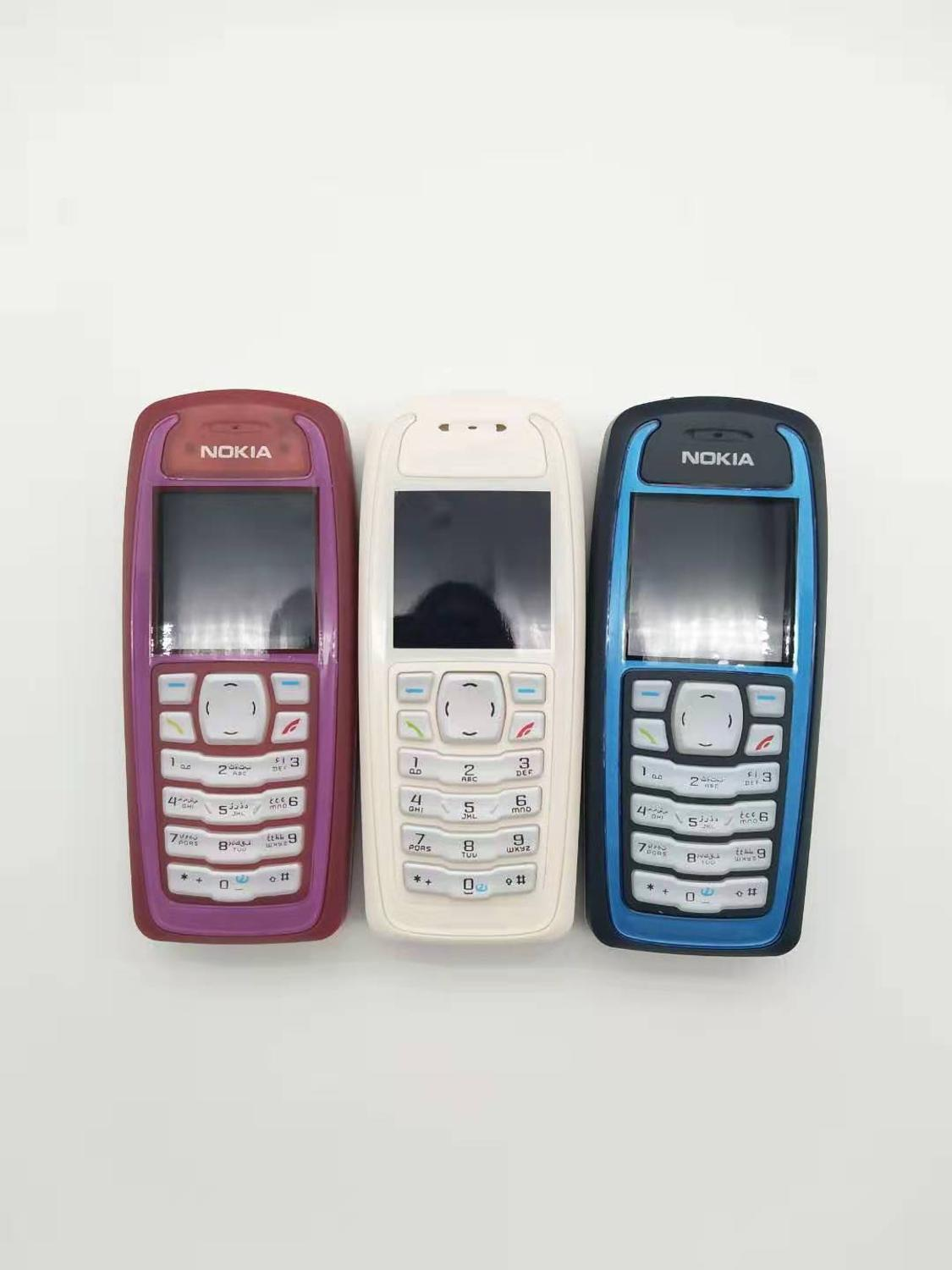 Hot Sale~Original Unlocked Nokia 3100 GSM Bar 850 MAh Support Russian & Arabic Keyboard Cheap And Old Cellphone Free Shipping