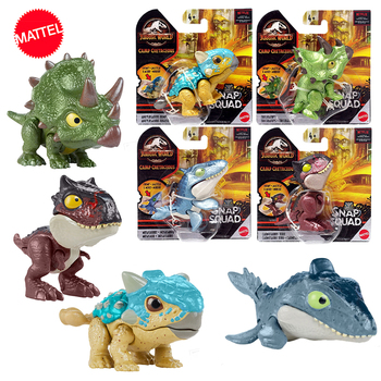 Original Jurassic World Dinosaur Mask Action Figure Anime Dinossauro Park Hot Toys for Children