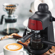 Coffee Machine Home Small Italian Semi-automatic Steam-type Milk Maker