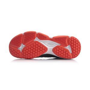 Image 3 - Li ning の男性 ACCELERATIONV3 プロのバドミントンシューズ通気性ライニングウェアラブルスポーツ靴スニーカー AYTP033 OND19