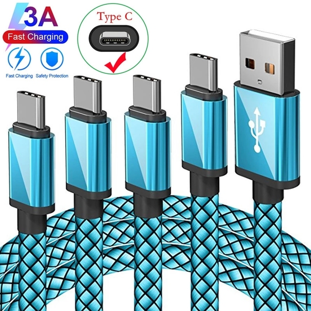Original Fast Charging Charger For Samsung A51 A71 A70 A50 A50s A20 A40 S8 S9 S10 S20 Note 8 9 10 Type C USB Quick Charger Cable