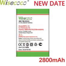 Wisecoco A5 2800mAh Large Capacity New Battery For Blackview A5 A 5 Phone Battery Replacement + Tracking Number blackview a5