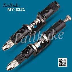 MY-S221 Precision Thimble Dispensing Valve Horn Adjustable Single Liquid Return Valve Glue Machine Glue Dispenser Head