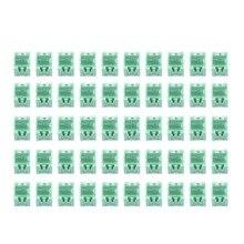 50 шт. небольшой инструмент винтовой объект электронный компонент коробка для хранения лаборатория чехол SMT SMD автоматически всплывает патч контейнер
