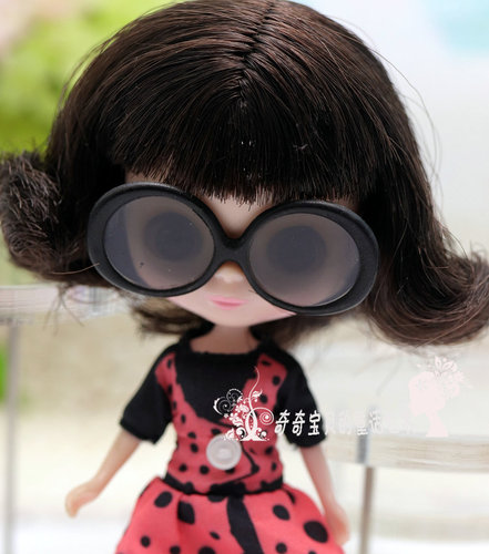 For blyth doll glasses sunglasses fashion girl boy 1/6 toy gifts 9