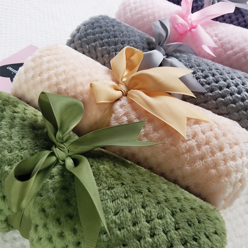 <font><b>Blanket</b></font> <font><b>Blanket</b></font> Color for Sofa Gift
