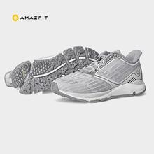 원래 Amazfit 영양 빛 스마트 신발 야외 스포츠 스 니 커 즈 고무 지원 스마트 칩 (포함되지 않음) pk Mijia 2