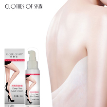 CLOTHES OF SKIN Body Cream Whitening Repair Skin Exfoliating Smooth Nourishing Brightening Care