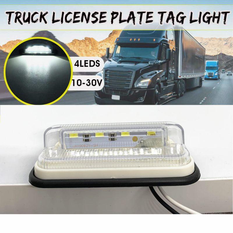 Led Kennzeichen Lampe Wasserdicht Lichter Ersatz Für Lkw-anhänger Van, SUV trailer lizenz platte licht Auto zubehör