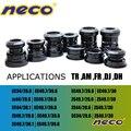 NECO lager headset 49 50 49.5 49.7mm 1.5 voor Tapered Rechte vork downhill mtb dh Headsets Racefiets Fiets