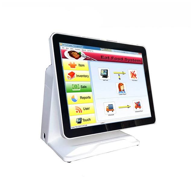 Usine vente POS Machine et Terminal POS système pour Rstaurants 15 pouces écran capacitif Point de vente caisse enregistreuse ComPOSxb 1