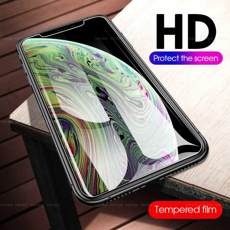 واقي الشاشة الواقي مضاد للصدمات لهاتف آيفون XS Max X 6 6s 7 8 Plus لهاتف آيفون XR XS 6 6 S 7 8 11 4 4s 5 5s SE