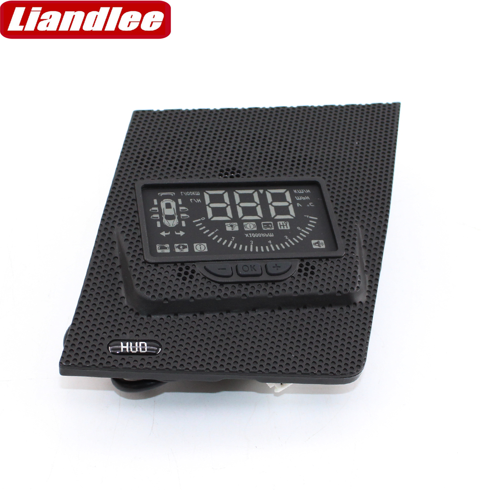 Liandlee Car HUD Head Up Display For Toyota RAV4 2019 2020 Safe Driving Screen Full Function OBD Projector Windshield