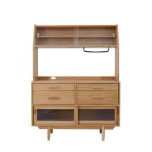 1/6 bjd ob11 miniature dollhouse furniture Mini model Black walnut /Red cherry wood Dining cupboard 24016
