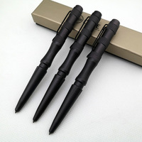 Bolígrafo táctico de autodefensa, pluma táctica de Cabeza de Acero de tungsteno, suministros de protección de seguridad, herramienta de defensa EDC, cortavientos, 1 Uds.