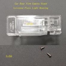EzZHA حامل كاميرا الرؤية الخلفية ، لوحة ترخيص أضواء لنيسان باترول كيكس Cefiro X Trail Dualis Qashqai J10 Sentra 180