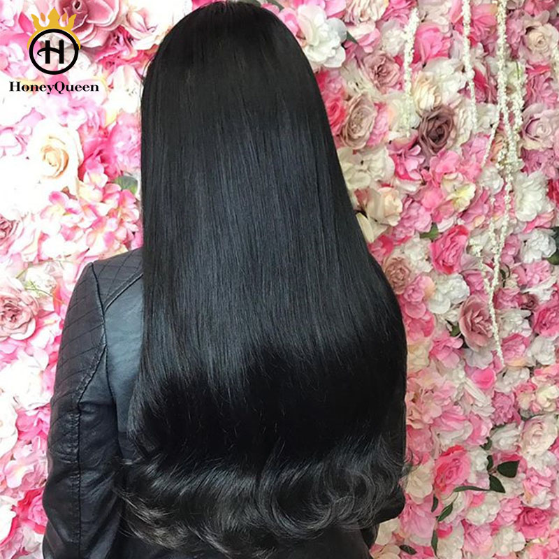 Jewish Wigs Double Drawn Kosher Wigs Silk Base Bob Short European Human Hair Wigs For Women 130 Density Honey Queen Remy
