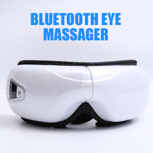 цена на Electric Vibration Eye Massager Smart air pressure  Heated Goggles Anti Wrinkles  Health Care Tools Bluetooth Music Eye Relax