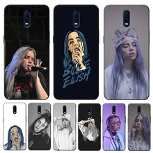 Music Singer Star Billie Eilish Cover for oneplus  one plus 7 pro 6 6t 5t Clear Soft Silicone Phone Case