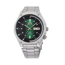 -Orient-relógio para homem marca superior clássico relógios 50m à prova dwaterproof água movimento mecânico automático auto-vento relógio masculino calendário