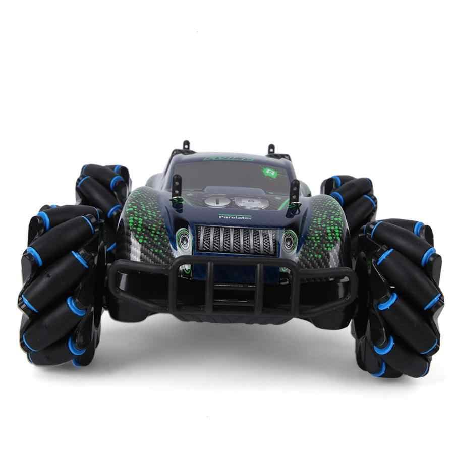 2.4G RC Đóng Thế Xe Dây Điều Khiển 4WD Drift Xe 360 Dgree Xoay Ngoài Đường Leo Núi Buggy Xe Ô Tô đèn Nhạc Cho Trẻ Em Quà Tặng