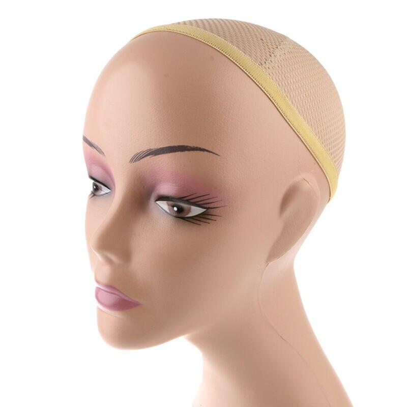 Mannequin femme Mannequin tête modèle perruque lunettes bijoux présentoir tête modèle pièces d'outils - 3